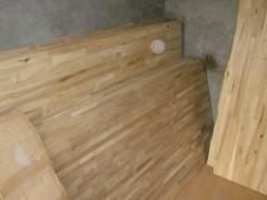 长期供应 榆木指接板半成品加工