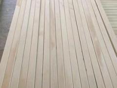 俄罗斯樟子松原木 进口无节樟子松实木板材 樟松实木刨光料批发