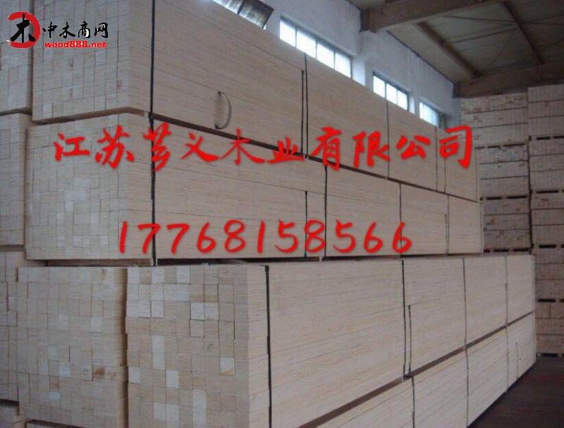 大量供应包装级杨木LVL,产品广泛用于木包装软体沙发 木门等