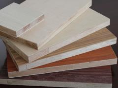 销售优质刨花板 定向结构刨花板装饰松木实木家具板材