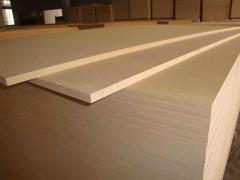 板材 5mm高密度板 中密度贴面板 密度板衣柜 中密度纤维板
