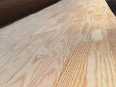 出售樟子松指接板AB级 直拼 皮子板 节子板大量集成材