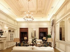 优质实木家具定制  欧式简约实木衣柜  欧式实木床头柜