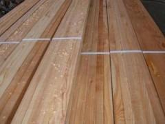 落叶松烘干板材 落叶松实木板材  松木  落叶松原木加工