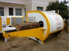 送料顺畅 不烧锯片 新型自动分中圆木多片锯精心制造 价格优惠
