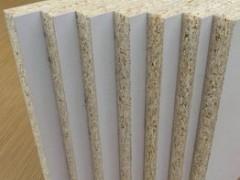 定制定向刨花板 双面浅浮雕刨花板 高密度刨花板