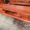 缅甸花梨电视柜 全独板2米 厂家直销做精品工艺 凭祥市匠心居红木家具店