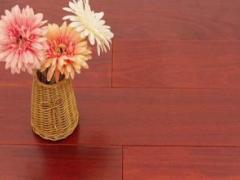 地板 红檀香地板 家用简欧 环保 欧洲品质 防水地板批发