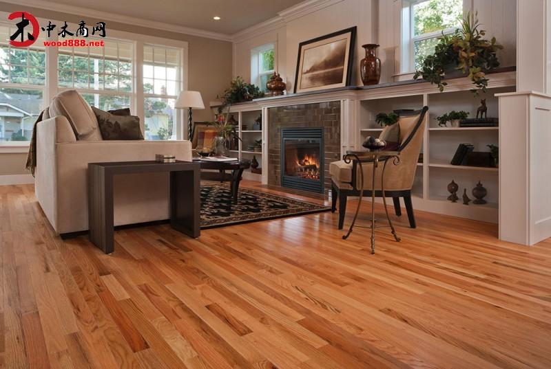 自产自销 实木地板 真材实料 经久耐用