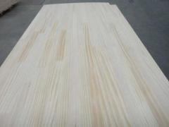 供应高品质进口新西兰辐射松直拼拼板 工艺品用板材