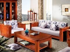优质家具实木类 水曲柳实木餐桌 家具批发