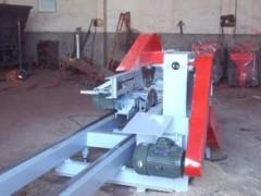 供应大型圆木推台锯 新型截断锯小型木工踞机
