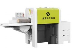 方木多片锯 圆木方木多片锯 专业加工规格板材的多片锯机械