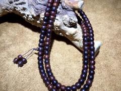 海南紫油梨手串