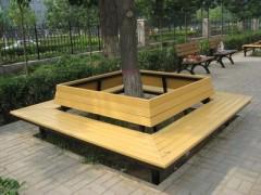 一手货源 园林木椅加工 精心制造 价格优惠