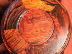 精品大红酸枝家具 大红酸枝古凳 汉鼎红木家具出品