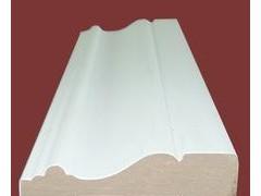 厂家直销中式顶线条 实木门收口线 木线条 涂泥套线实木