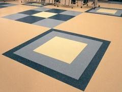橡胶地板  弹性橡胶地砖  室内活动防滑环保橡胶地板