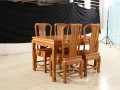 山东德州老榆木餐桌椅加工定做,批发零售成品和半成品
