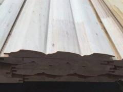 可定制各种规格  辐射松指接板 实木百叶板 质优价廉