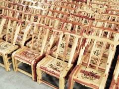 可定制 各种规格 实木桌椅 柏木椅子 专业加工 质优价廉