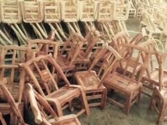 精品 实木桌椅 柏木椅子 各种规格 尺寸 均可定做