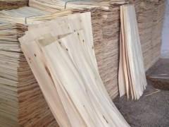 湖北易扬板皮专业生产加工各种规格松木木皮 ,杨木木皮