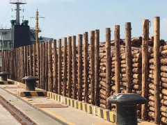 苏州森硕木业有限公司,可定制各种规格白松原木,货源充足