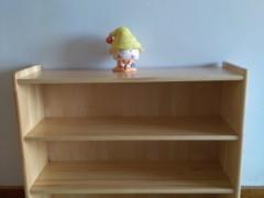 特价儿童实木整理架幼儿园实木玩具收纳柜儿童实木玩具收纳柜