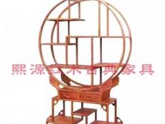 熙源红木红木家具设计生产销售,精品小太阳博古架供应