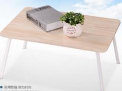 多功能宜家可移动电脑桌床上用可折叠简易懒人宿舍写字床上边书桌