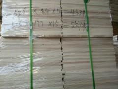 山东轩聚木业大量生产销售白椿木、白杨木直拼板,白杨直拼抽屉料
