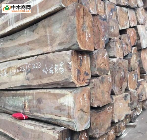 缅甸开始减少木材和木制品出口