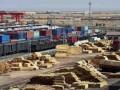 中蒙唯一铁路口岸二连浩特木材进口破百万吨