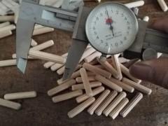 俄罗斯樟子松木衣杆、桦木衣杆、榉木衣杆