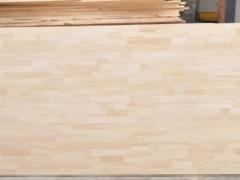 可定制各种规格樟子松指接板