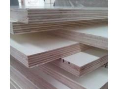 红杂木面杨木胶合板装饰板材批发