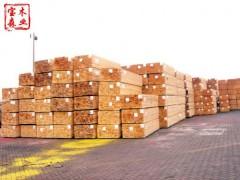 专业生产和销售建筑木方,澳松建筑木方