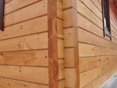 上海豪筑木结构建筑专业批发全木屋材料加工生产