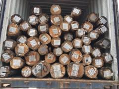 张家港克丽斯玎木材有限公司【巴西桉木原木】一手货源大量供应