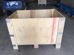 创辉木业专业生产杨木木制品杨木木质托盘杨木包装箱货源稳定