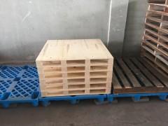 厂家直销杨木木制品杨木木质托盘杨木包装箱质优价廉