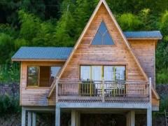 木屋别墅设计,木屋厂家制造,移动木屋,小木屋欢迎前来参观洽谈