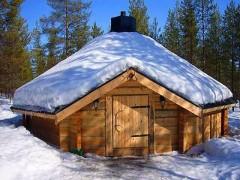 专业设计生产木屋别墅、圆林木景观天然宝木一站式木建筑服务