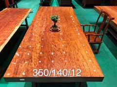 福建旺其木业专业生产花梨木鸡翅黑檀柚木王等实木大板及配件