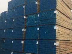 加松木龙骨最新报价加松3级9x9 长度2.44 3.05