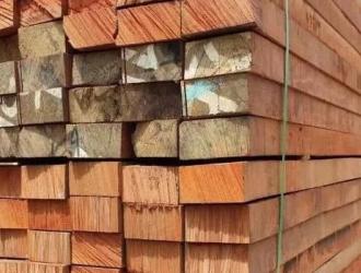 木材市场深度观察:菠萝格供需矛盾突出,菠萝格价格反弹势头十足