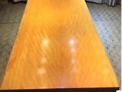 黄花梨大板实木板材原木桌面整块茶台餐桌办公桌老板桌电脑桌现货