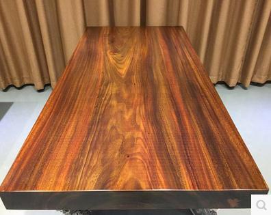 木板原木整块大木板茶台板