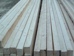 厂家直销云杉烘干锯材包装板厚16毫米宽100毫米长3米至6米